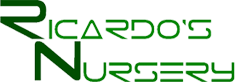 Ricardo's Nursery - Logo